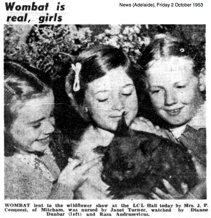 news-wombat-girls-1953